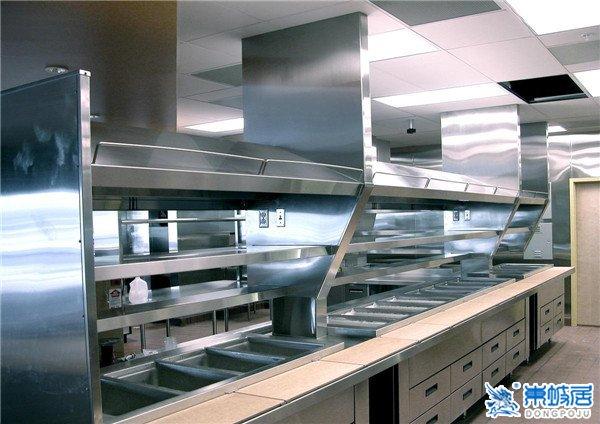 影响因素酒店设计厨房的面积欠压保护的设计图图片